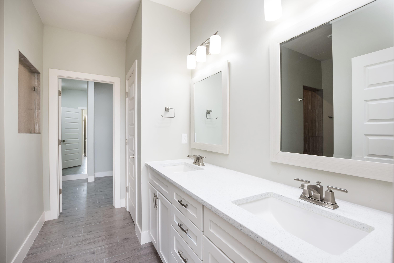 Interior shot of master bathroom in 2884 Maddox contemporary home