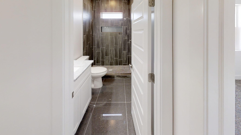 Interior shot of bathroom in 3091 Agua Ladoso