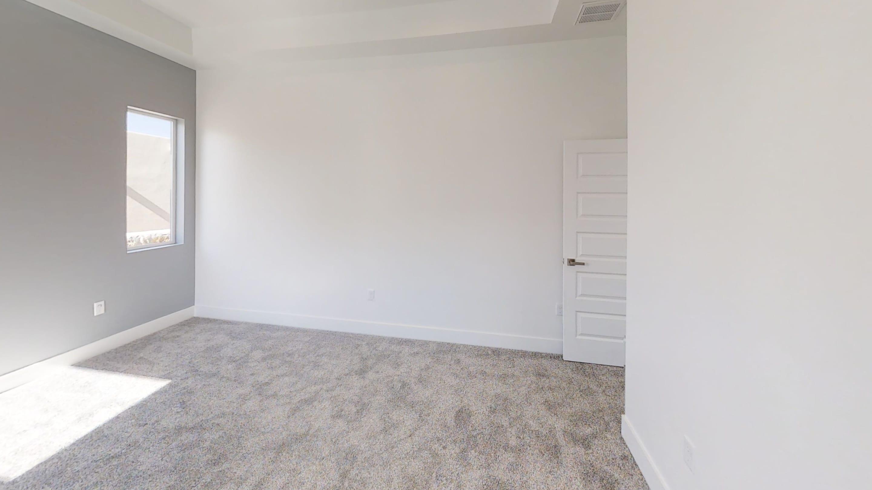 Interior shot of bedroom in 3091 Agua Ladoso