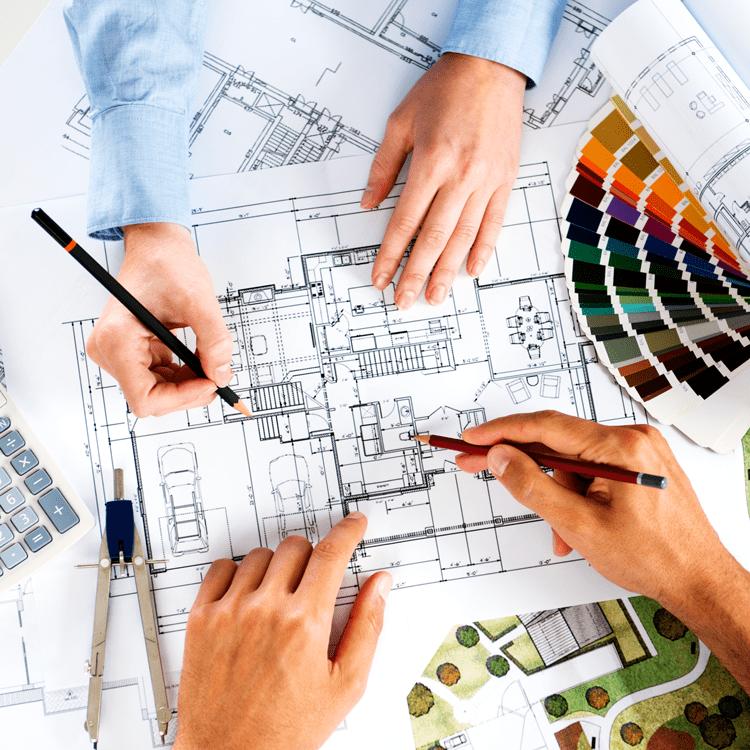 custom home plans - design