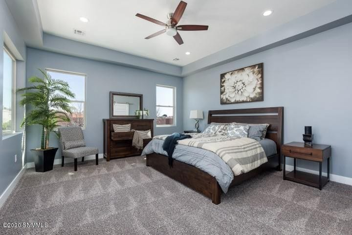 2964 Maddox Loop master bedroom