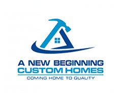 A New Beginning Custom Homes Logo